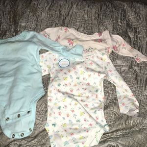 3 tops from carters